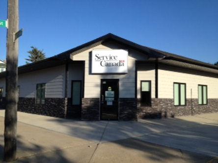 Bureaux de service canada près de saskatoon